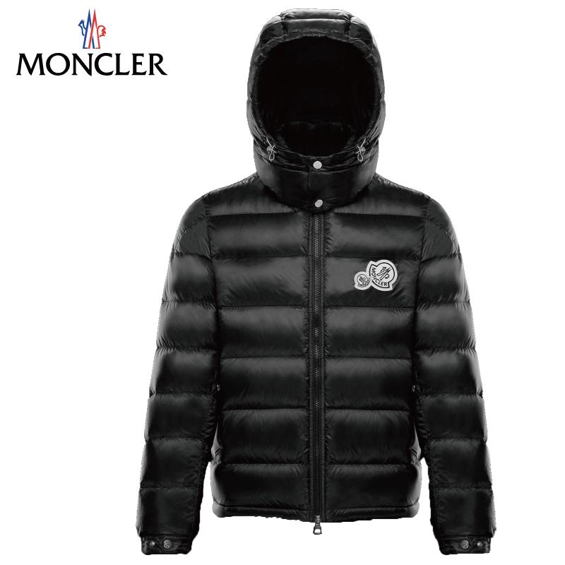 MONCLER モンクレール 2018-2019年秋冬新作 メンズ BRAMANT ブラマント ブラック ダウンジャケット