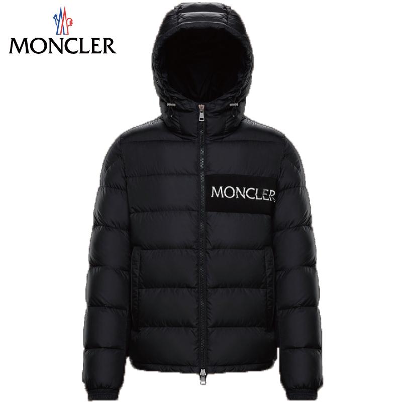 MONCLER モンクレール AITON アイトン ダウンジャケット メンズ ブラック 2018-2019年秋冬新作