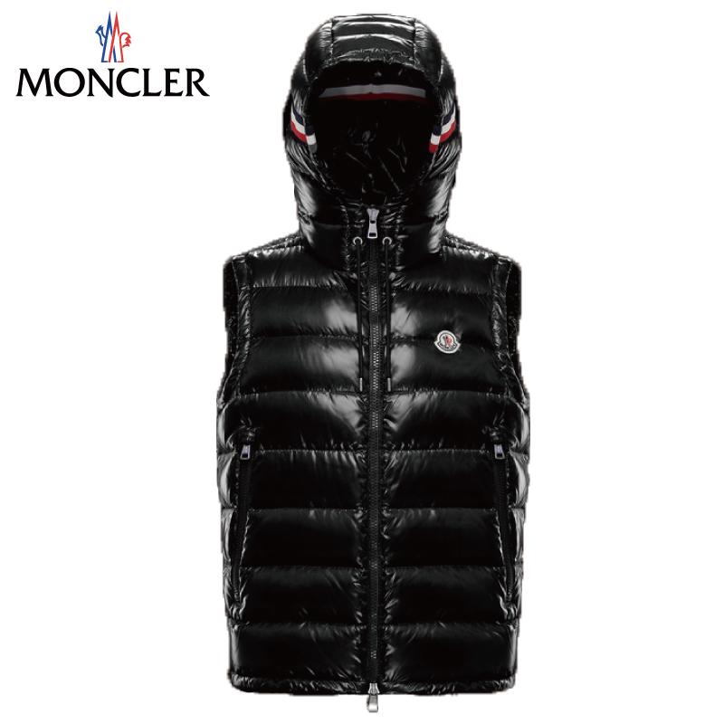 MONCLER LANOUX Noir Black Mens Down Jacket 2018AW モンクレール ラノックス ダウンジャケット メンズ ブラック 2018-2019年秋冬新作