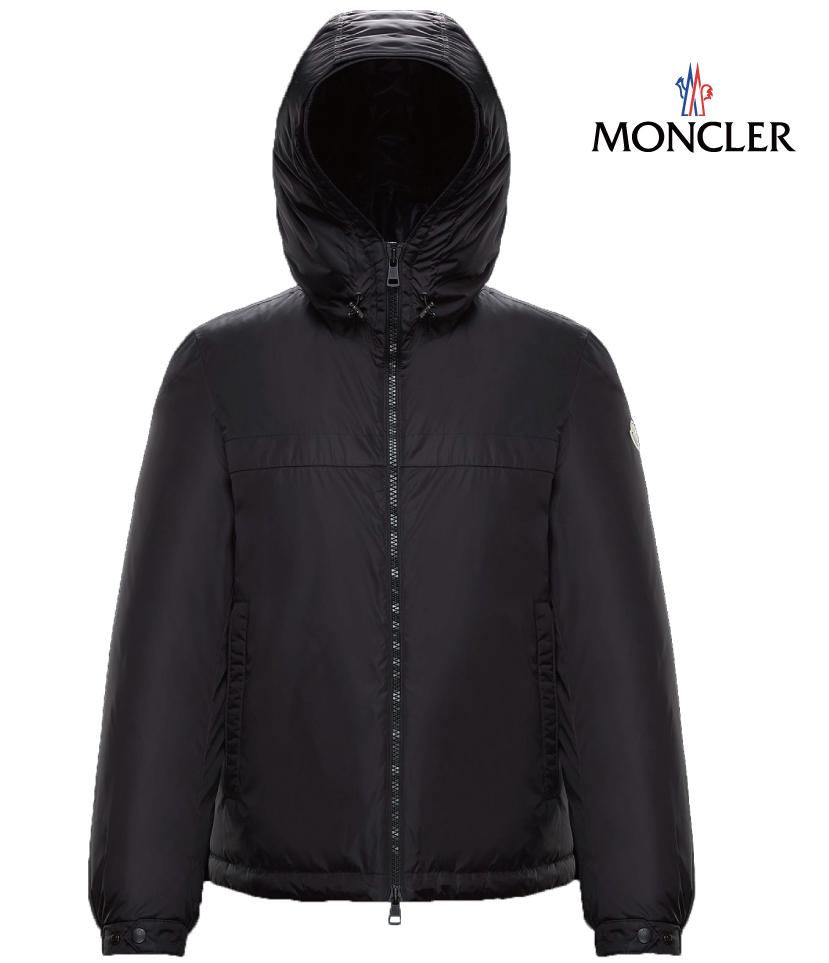 MONCLER モンクレール MONTVERNIER モントベルニール ダウンジャケット メンズ ブラック 2018-2019年秋冬新作