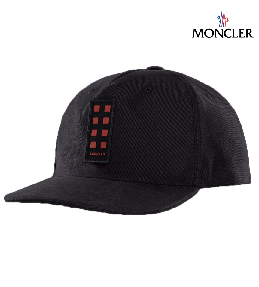 MONCLER モンクレール 8 MONCLER PALM ANGELS CHAPEAU 帽子 キャップ メンズ 2018-2019年秋冬