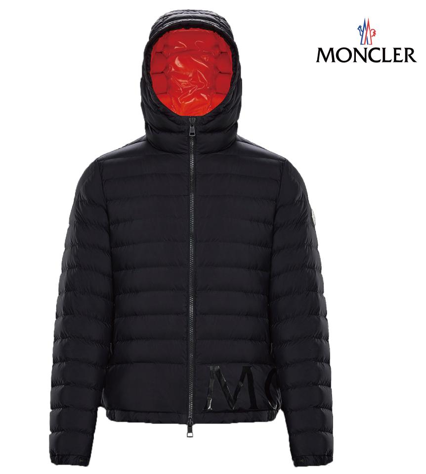 MONCLER モンクレール DREUX メンズ ブラック ジャケット ダウン 2019年春夏 安い,人気SALE
