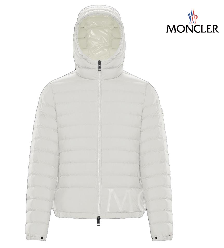 MONCLER モンクレール DREUX メンズ ホワイト ジャケット ダウン 2019年春夏 最新作,送料無料
