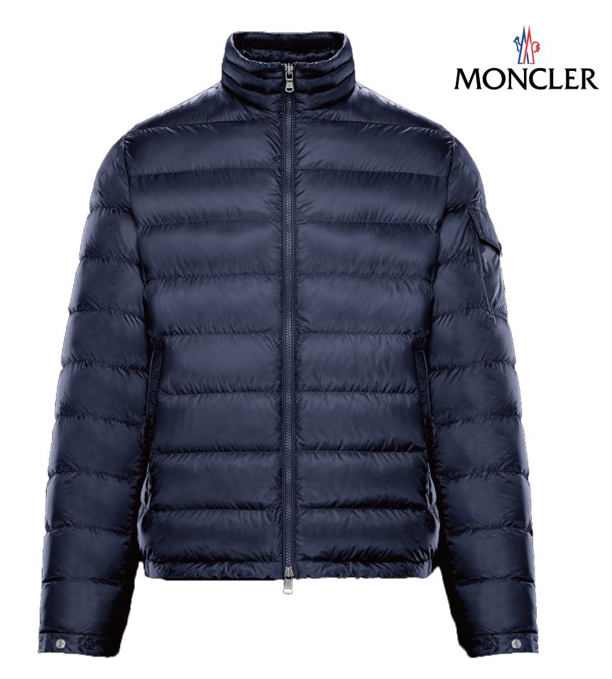 MONCLER モンクレール LAMBOT メンズ ダークブルー ネイビー ジャケット ダウン 2019年春夏