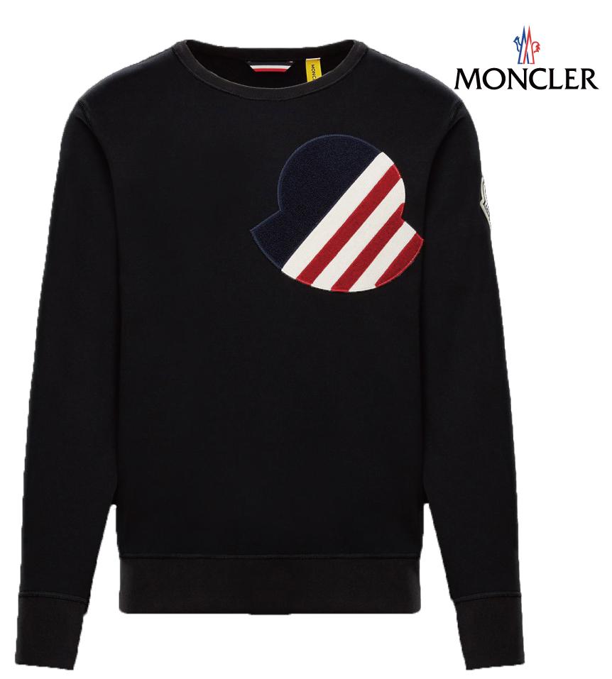 人気激安 MONCLER モンクレール 2 MONCLER 2 1952 SWEAT-SHIRT スウェット トレーナー MONCLER SWEAT-SHIRT メンズ ブラック 2019年春夏, ミマタチョウ:313ebc0f --- borikvino.sk