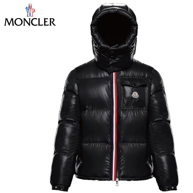 MONCLER モンクレール MONTBELIARD ダウンジャケット メンズ Noir ブラック 2019-2020年秋冬