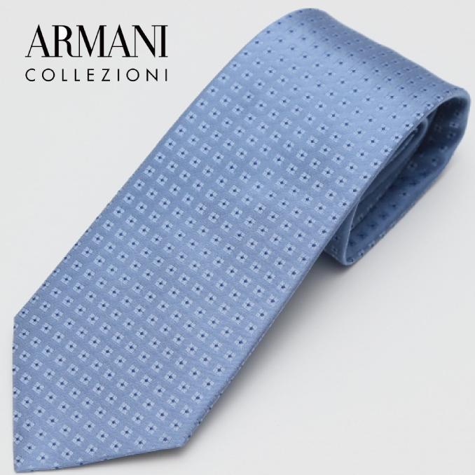 ARMANI COLLEZIONI アルマーニ・コレツィオーニ 2017年春夏GA17S-7P306-00631 ネクタイ シルク イタリア タイ スーツ ビジネス