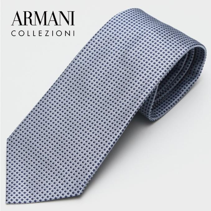 ARMANI COLLEZIONI アルマーニ・コレツィオーニ 2017年春夏GA17S-7P314-00031 ネクタイ シルク イタリア タイ スーツ ビジネス