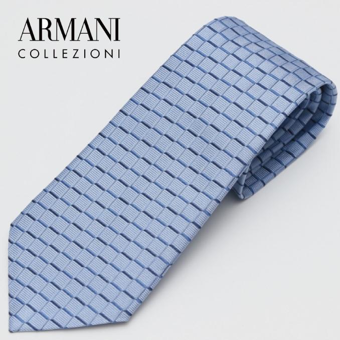 ARMANI COLLEZIONI アルマーニ・コレツィオーニ 2017年春夏GA17S-7P319-00631 ネクタイ シルク イタリア タイ スーツ ビジネス