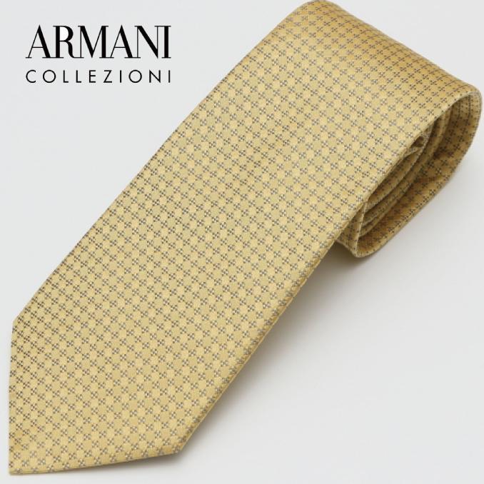 ARMANI COLLEZIONI アルマーニ・コレツィオーニ 2017年春夏GA17S-7P323-00060 ネクタイ シルク イタリア タイ スーツ ビジネス