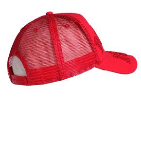 "[DIESEL]在柴油2014年春天夏天新作品立体图像标识棒球网丝盖子""COLOMB CAPPELLO""红"