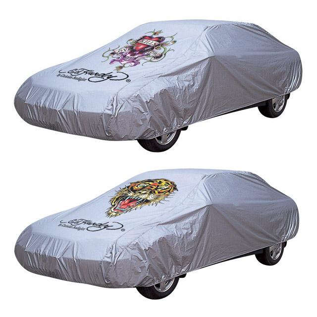 [Ed Hardy]エドハーディー 車体用カバー Lサイズ