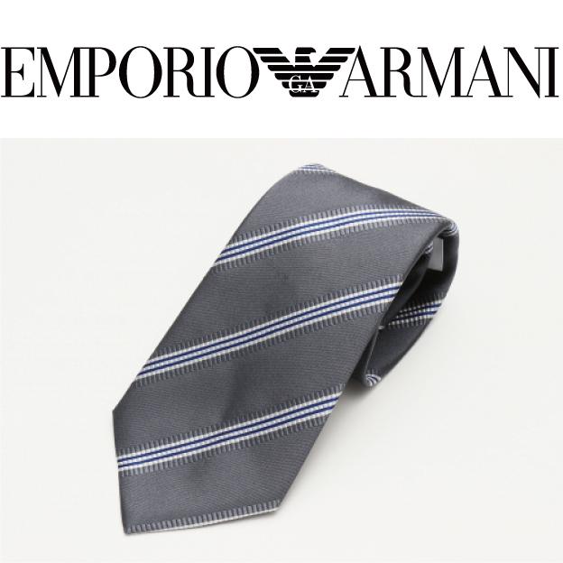 ARMANI COLLEZIONI アルマーニ・コレツィオーニ 2016年春夏16S/S GA16S-6P318-00041 ネクタイ シルク イタリア タイ シャツ スーツ ビジネス EMPORIO ARMANI エンポリオアルマーニ