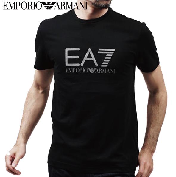 aa5e5b263 EMPORIO ARMANI Emporio Armani mens EA7 short sleeve T shirt new era Cap  Black 00020 273757