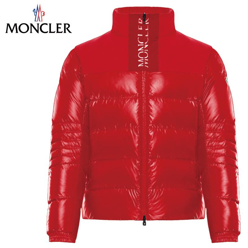 MONCLER モンクレール BRUEL ダウンジャケット メンズ Red レッド 2019-2020年秋冬 2019AW