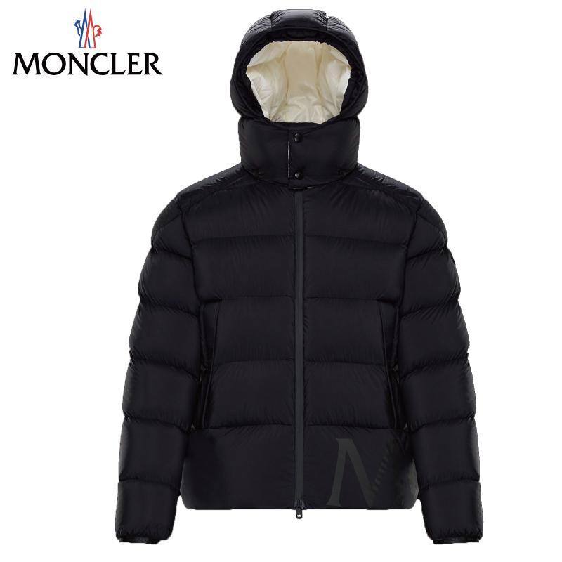 MONCLER モンクレール WILMS ダウンジャケット メンズ ブラック 2019-2020年秋冬 2019AW
