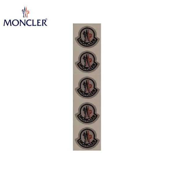 MONCLER Logo Stickers モンクレール ロゴマーク シール ステッカー:fashionplate