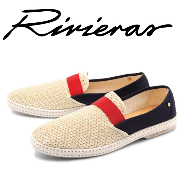 Rivieras リビエラ 2016年春夏 2016SS スリッポン レディース パビヨン 20゜ ウィスキー
