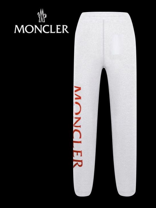 【海外限定・日本未入荷モデル】2 MONCLER 1952 GENIUS Awake PANTS Blanc White Mens 2020SS モンクレール ジーニアス アウェイクパンツ ホワイト メンズ 2020年春夏新作