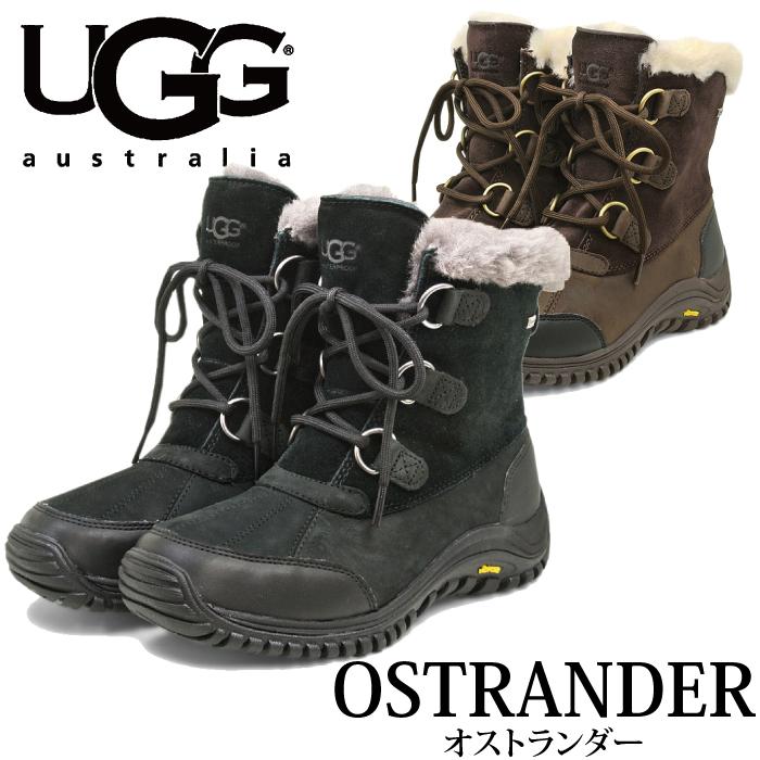 UGG アグ 2015-2016年秋冬新作 1008125 W OSTRANDER オストランダー ブーツ レディース シープスキン