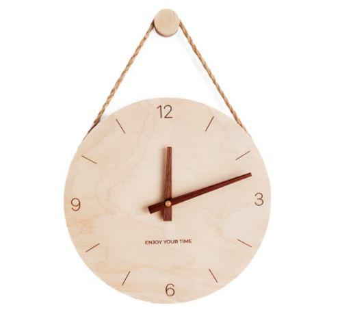 かわいい掛け時計 掛け時計 かわいい 国内送料無料 木製 メーカー公式ショップ おしゃれ 北欧デザイン 木目調