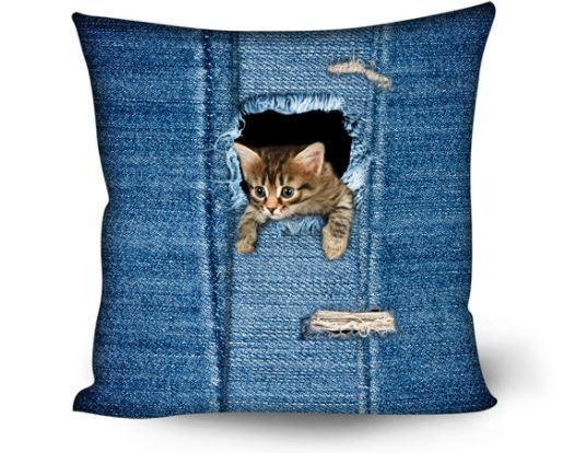 送料無料 新品 猫 春の新作続々 猫柄 クッションカバー ホーム インテリア グッズ ネコ 雑貨 プレゼント ねこ かわいい