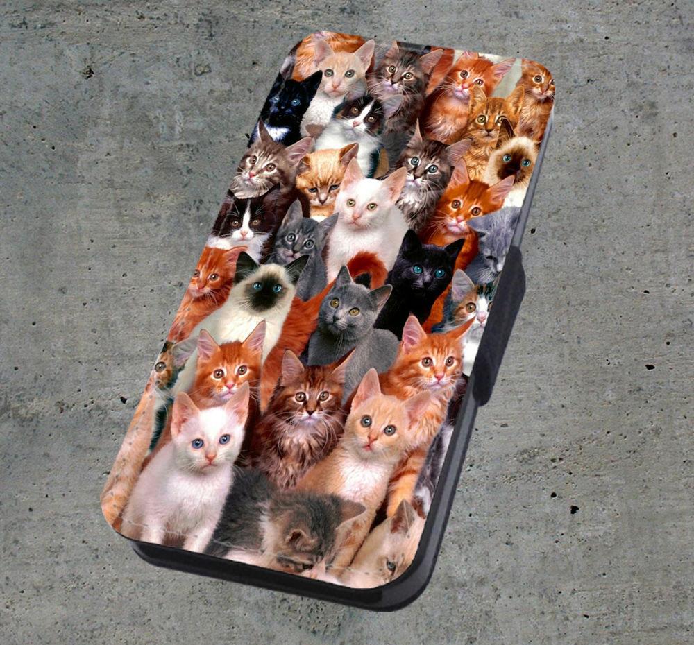 猫だらけ 超絶ユニークなiphone7 plus手帳型ケースです 品質保証 送料無料 猫 iphone7 plus 即出荷 ケース カバー 手帳型 手帳 ねこ 女子 雑貨 グッズ 大人 かわいい スマホケース おしゃれ プレゼント ネコ