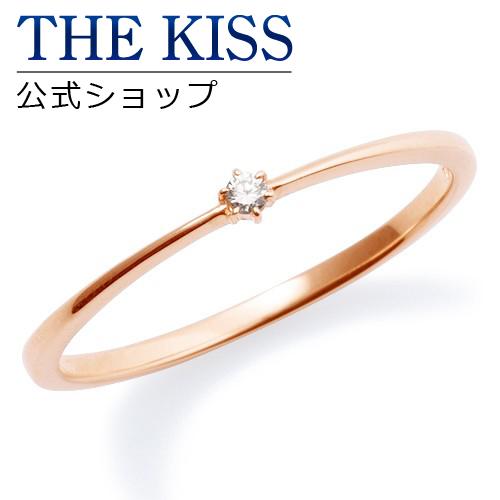 【あす楽対応】【送料無料】【THE KISS sweets】 K10ピンクゴールド ダイヤモンド レディース リング ☆ ゴールド レディース リング 指輪 ブランド GOLD Ladies Ring
