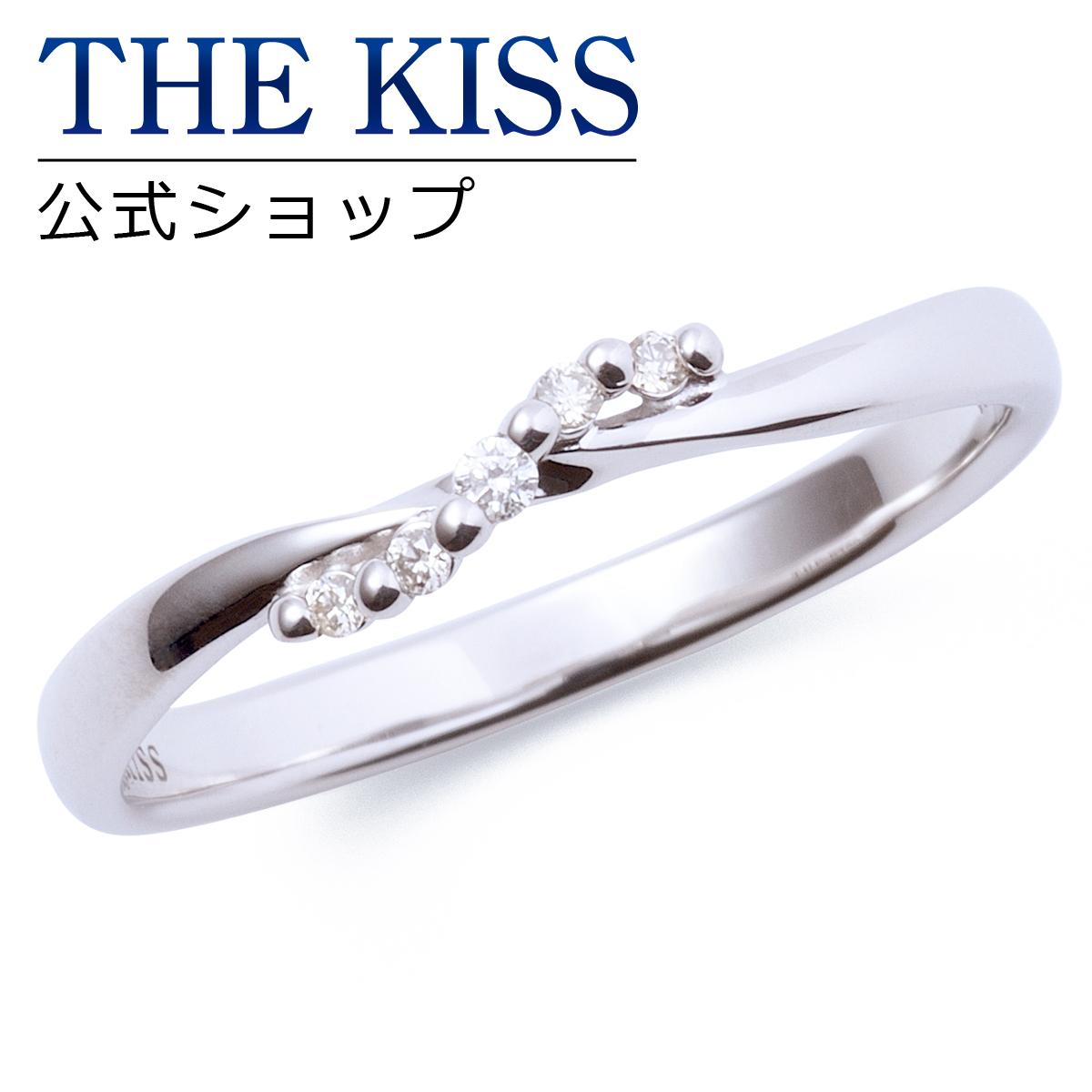 【あす楽対応】【送料無料】【THE KISS sweets】 K10ホワイトゴールド ダイヤモンド レディース リング ☆ ダイヤモンド ゴールド レディース リング 指輪 ブランド Diamond GOLD Ladies Ring