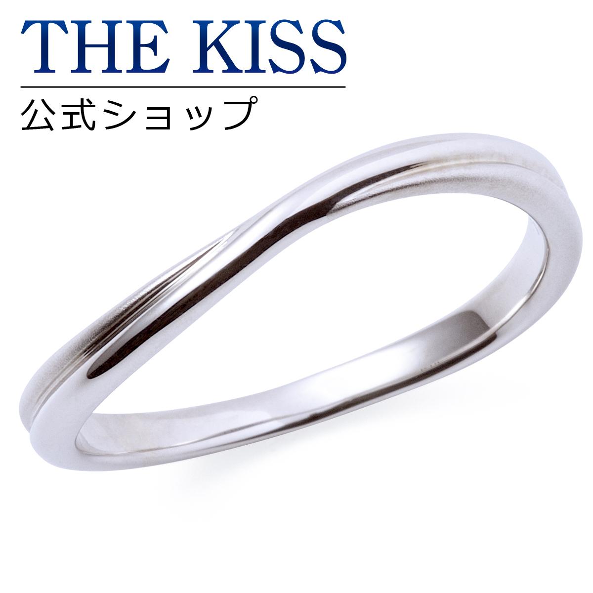 【あす楽対応】【送料無料】【THE KISS sweets】【ペアリング】 K10ホワイトゴールド メンズ リング (メンズ単品) K-R2927WG ☆ ゴールド ペア リング 指輪 ブランド GOLD Pair Ring couple