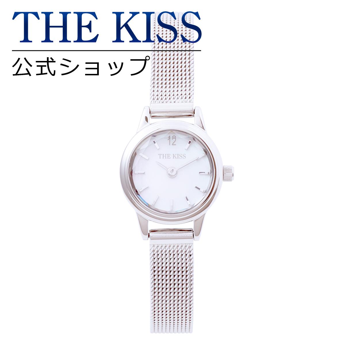 【あす楽対応】【送料無料】【THE KISS sweets】【レディースウォッチ】レディースウォッチ ラウンドタイプ ステンレス レディース ウォッチ 腕時計 ブランド ☆ stainless Ladies Watch couple