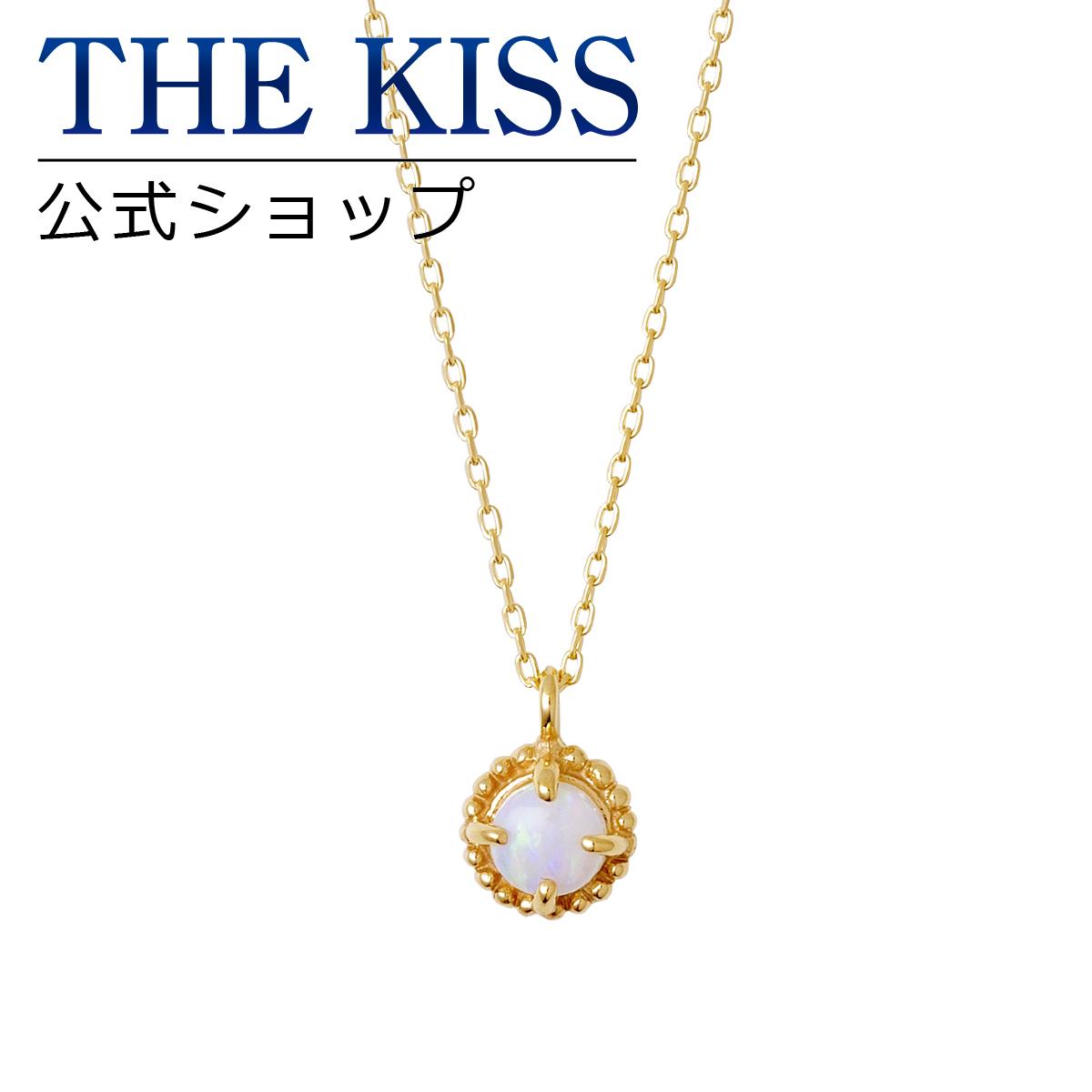 【ネット限定】【あす楽対応】【送料無料】【THEKISS】THE KISS 公式サイト K10イエローゴールド ネックレス レディースジュエリー・アクセサリー ジュエリーブランド THEKISS ネックレス KW-N2201YG ザキス