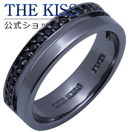 【あす楽対応】 THE KISS 公式サイト シルバー ペアリング (メンズ 単品 ) ペアアクセサリー カップル に 人気 の ジュエリーブランド THEKISS ペア リング・指輪 SR1223CB ザキス