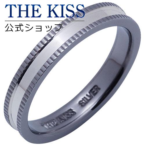 【あす楽対応】 THE KISS 公式サイト シルバー ペアリング (メンズ 単品 ) ペアアクセサリー カップル に 人気 の ジュエリーブランド THEKISS ペア リング・指輪 SR2317 ザキス 【送料無料】