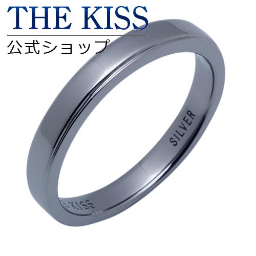 【あす楽対応】 THE KISS 公式サイト シルバー ペアリング (メンズ 単品 ) ペアアクセサリー カップル に 人気 の ジュエリーブランド THEKISS ペア リング・指輪 SR1256 ザキス 【送料無料】
