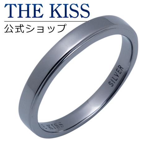 【あす楽対応】 THE KISS 公式サイト シルバー ペアリング (メンズ 単品 ) ペアアクセサリー カップル に 人気 の ジュエリーブランド THEKISS ペア リング・指輪 SR1260 ザキス 【送料無料】
