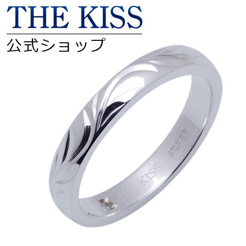 【あす楽対応】THE KISS 公式サイト シルバー ペアリング ( レディース・メンズ 単品 ) ダイヤモンド ペアアクセサリー カップル に 人気 の ジュエリーブランド THEKISS ペア リング・指輪 記念日 プレゼント SR1520DM ザキス