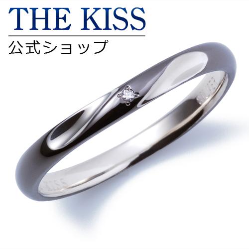 【あす楽対応】THE KISS 公式サイト シルバー ペアリング (メンズ 単品 ) ダイヤモンド ペアアクセサリー カップル に 人気 の ジュエリーブランド THEKISS ペア リング・指輪 記念日 プレゼント SR2419DM ザキス 【送料無料】