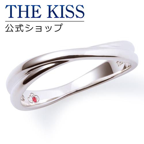 【あす楽対応】THE KISS 公式サイト シルバー ペアリング ( メンズ 単品 ) ダイヤモンド ペアアクセサリー カップル に 人気 の ジュエリーブランド THEKISS ペア リング・指輪 記念日 プレゼント 2015-02RM-DM ザキス 【送料無料】