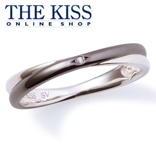 THE KISS 公式サイト シルバー ペアリング 誕生石 オーダー (メンズ 単品 ) ペアアクセサリー カップル に 人気 の ジュエリーブランド ペア リング・指輪 記念日 プレゼント BD-SR2901DM ザキス 【代引不可】【送料無料】