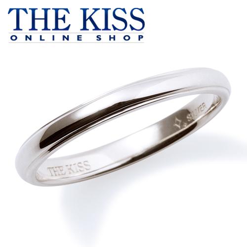 【あす楽対応】THE KISS 公式サイト シルバー ペアリング ( レディース 単品 ) ペアアクセサリー カップル に 人気 の ジュエリーブランド THEKISS ペア リング・指輪 記念日 プレゼント PSR800 ザキス 【送料無料】