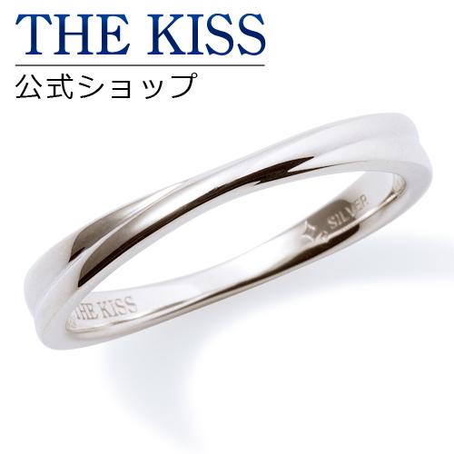 【あす楽対応】THE KISS 公式サイト シルバー ペアリング ( ユニセックス 単品 ) ペアアクセサリー カップル に 人気 の ジュエリーブランド THEKISS ペア リング・指輪 記念日 プレゼント PSR807 ザキス 【送料無料】