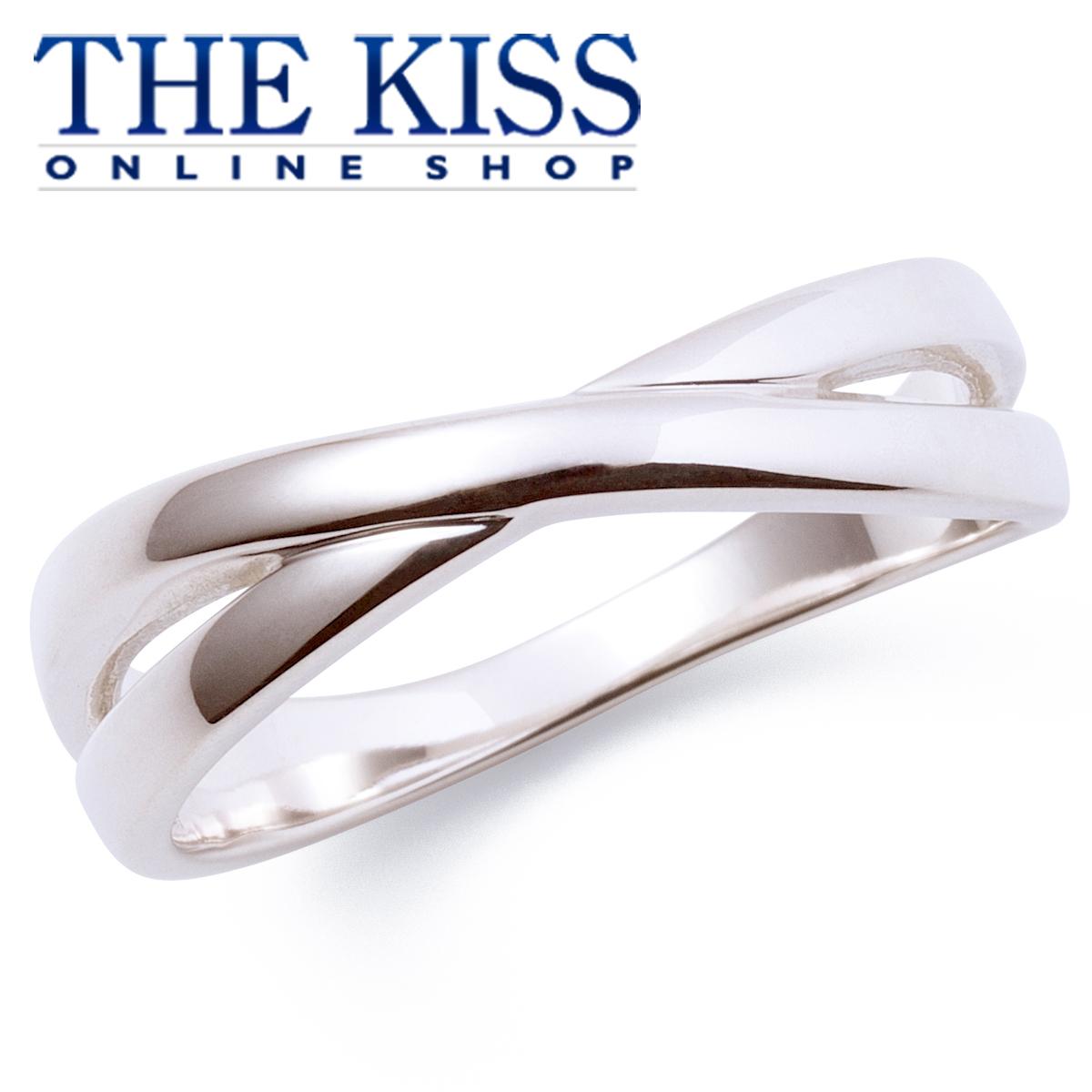 【あす楽対応】THE KISS 公式サイト シルバー ペアリング ( メンズ 単品 ) ペアアクセサリー カップル に 人気 の ジュエリーブランド THEKISS ペア リング・指輪 記念日 プレゼント PSR815 ザキス 【送料無料】