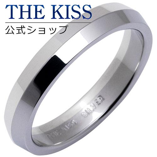 【あす楽対応】 THE KISS 公式サイト シルバー ペアリング ( レディース・メンズ 単品 ) ペアアクセサリー カップル に 人気 の ジュエリーブランド THEKISS ペア リング・指輪 SR1607 ザキス