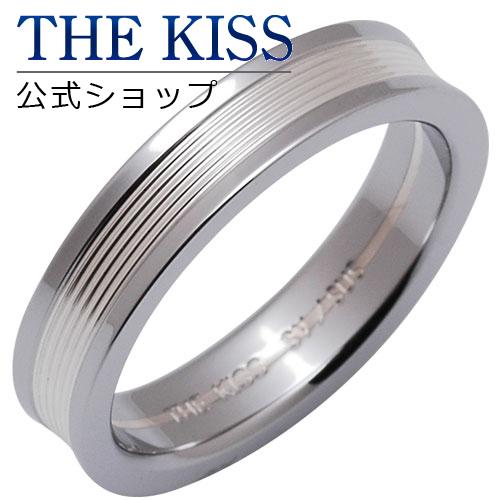 【あす楽対応】 THE KISS 公式サイト シルバー ペアリング ( レディース・メンズ 単品 ) ペアアクセサリー カップル に 人気 の ジュエリーブランド THEKISS ペア リング・指輪 SR1618 ザキス