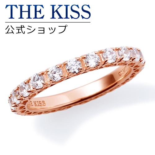 【あす楽対応】THE KISS 公式サイト シルバー リング ( レディース ) レディースジュエリー・アクセサリー スワロフスキージルコニア ジュエリーブランド THEKISS リング・指輪 記念日 プレゼント SR1866CB ザキス 【送料無料】