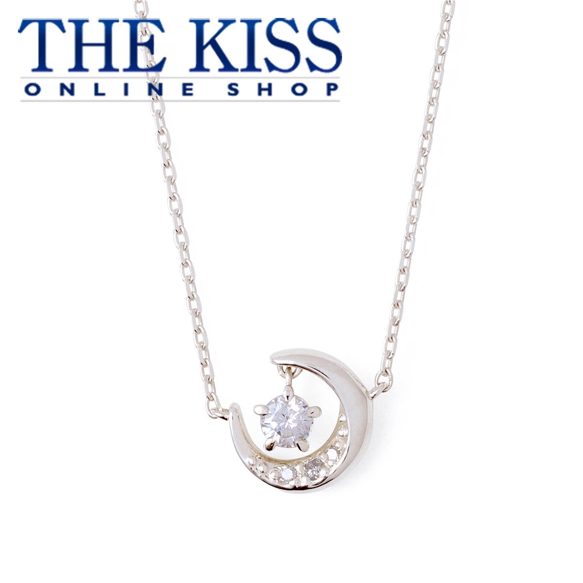 【あす楽対応】THE KISS 公式サイト シルバー ネックレス レディースジュエリー・アクセサリー ジュエリーブランド THEKISS ネックレス・ペンダント 記念日 プレゼント 2016-04N-DM ザキス 【送料無料】