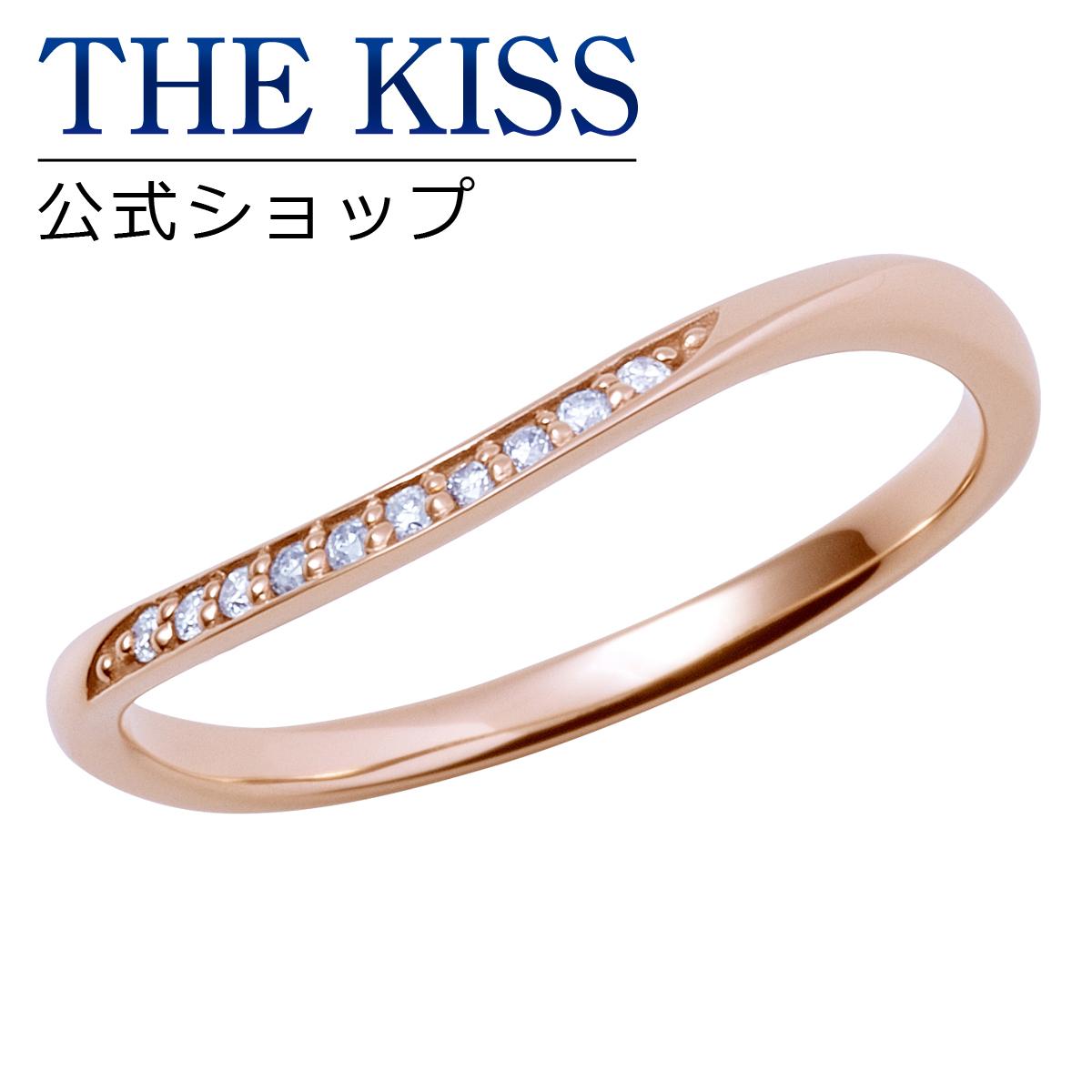 【あす楽対応】【2018年クリスマス限定】【送料無料】【THE KISS sweets】【ペアリング】 K10ピンクゴールド レディース リング (レディース単品) 2018-04RPG-DM ☆ ゴールド ペア リング 指輪 ブランド GOLD Pair Ring couple