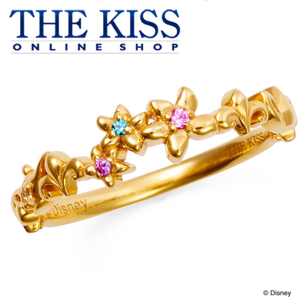 【あす楽対応】【ディズニーコレクション】 ディズニー / レディースリング / ディズニープリンセス ジャスミン / THE KISS リング・指輪 シルバー キュービックジルコニア (レディース) DI-SR2916CB ザキス 【送料無料】【Disneyzone】