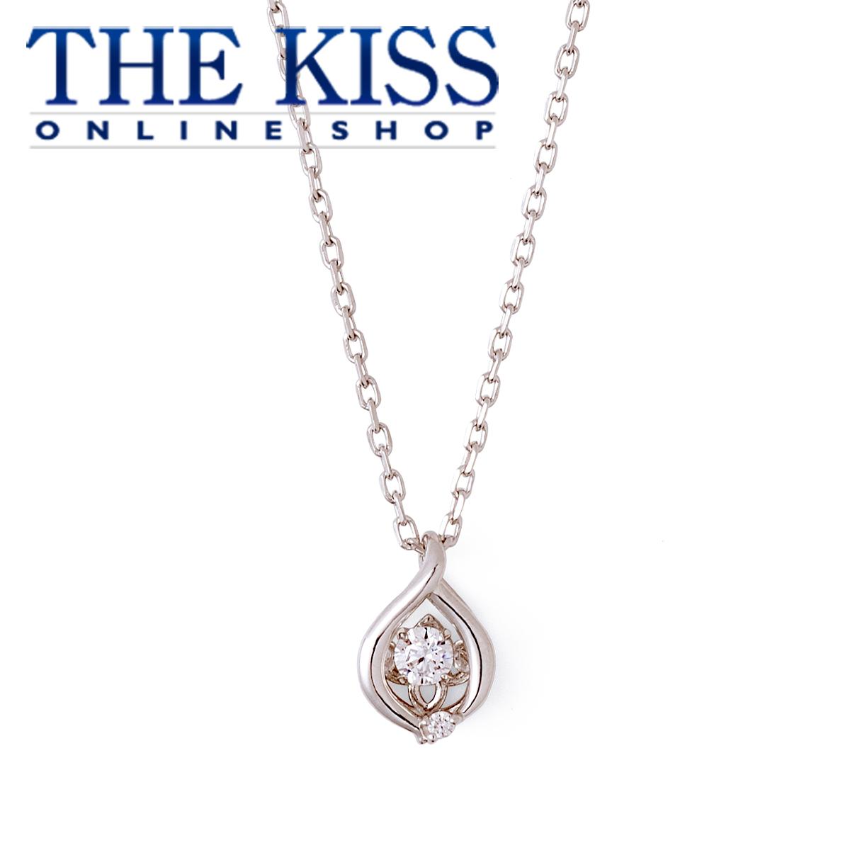 【あす楽対応】THE KISS 公式サイト シルバー ネックレス レディースジュエリー・アクセサリー ジュエリーブランド THEKISS ネックレス・ペンダント 記念日 プレゼント SPD5001DM ザキス 【送料無料】